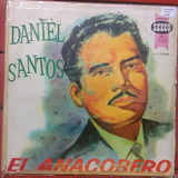 Daniel Santos- El Anacobrero