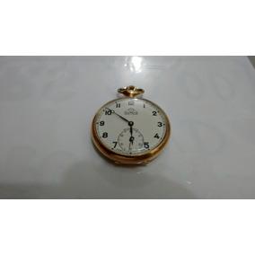 Raridade Relógio Mondaine De Bolso Antigo Colecionador