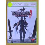 Ninja Gaiden 2 Xbox 360 Play Magic