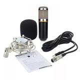 Micrófono Estudio Condensador Profesional Bm800 Envio Gratis