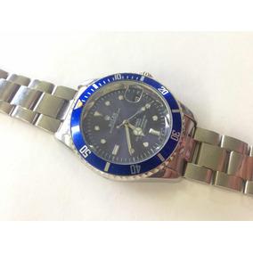 Reloj Rolex Submariner Acero Clon