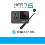 Combo Camara Hero 6 Black + El Grande Baston Extensible