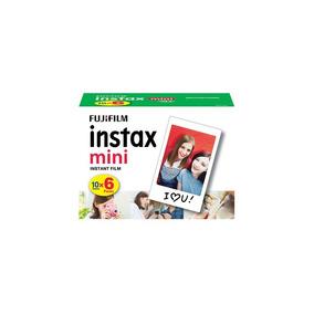 Kit Filme Instax Mini 60 Fotos (borda Branca)