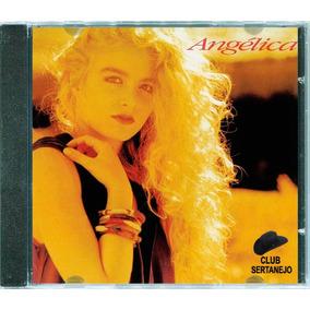 Cd Angélica 1991 - Leia O Anúncio