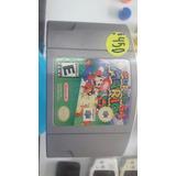 Super Mario Bros 64 Cartucho De Juego Excelente Estado