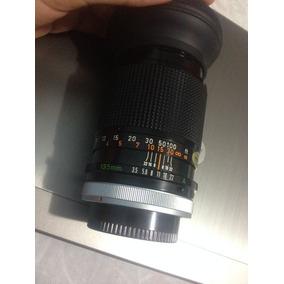 Lente Canon 135mm