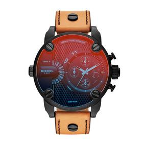 Diesel - Reloj Dz7408 Little Daddy Quartz Chronograph Para H