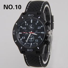 Relógio Masculino Militar Esportivo + Mini Caixa De Som