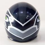 Mini Helmet Seattle Seahawks Minicapacete Futebol Americano