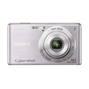 Câmera Digital Sony Cyber-shot 14,1mp Carl Zeiss
