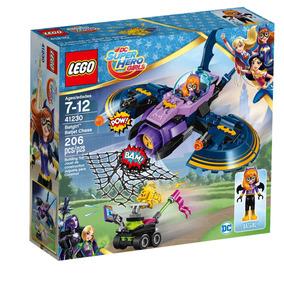 Persecución En El Batirreactor De Batgirl Lego - 41230