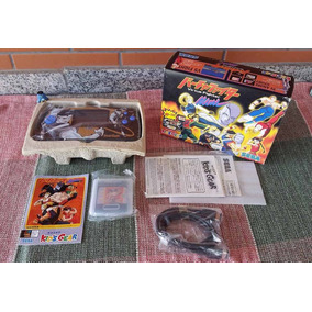 Sega Game Gear - Console Gear Kids - Completo!