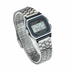 a27ad9a1a32 Relogio Casio Prata Pulso - Relógio Infantil no Mercado Livre Brasil