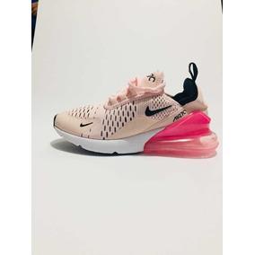 b9b8d1ac45909 Tenis Nike Lona Rosa claro en Mercado Libre México