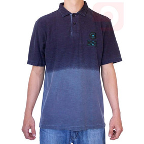 191e8c543fb Camisa Polo Hang Loose Roots Manga Curta Especial Surf Flame
