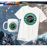 Combo Franela Algodon + Taza Game Of Trones Diseño A Gusto 5a19f2d7ba683