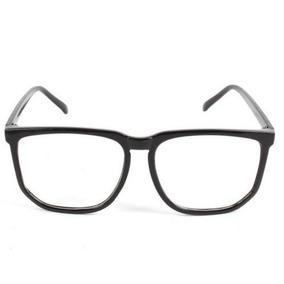 e4a4b2d4868ef Armação De Óculos Quadrado Grande Vermelho - Óculos no Mercado Livre ...