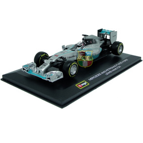 Mercedes Amg Petronas W05 Hybrid 2014 Hamilton 1:32 Bburago
