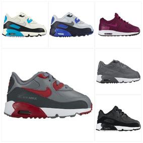 separation shoes a4897 60425 Zapatillas Para Niños Air Max 90 De 20al27 100% Originales