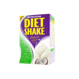 Kit 3x Diet Shake Tradicional 400g Sabores - Nutrilatina
