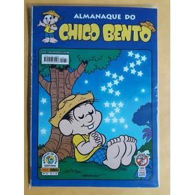 Revista Almanaque Do Chico Bento N°57
