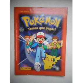 Álbum Pokémon - Panini / Nintendo - #1