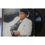 Disco Lp Vinil Michael Jackson Triller
