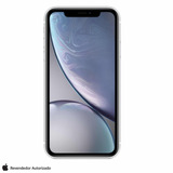 iPhone Xr 64gb Silver Branco Lacrado Garantia Apple