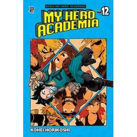 Mangá My Hero Academia N° 12 ( Boku No Hero Academia )