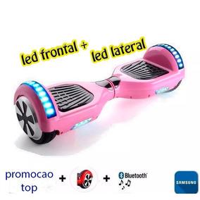 Smart Balance Wheel M-s6 Hoverboard Barato Rosa+cores 19b8dfbcfe1