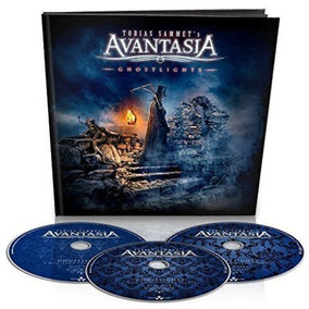 Avantasia: Ghostlights ( Earbook ) Helloween. Disponible !!