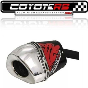 Escape Coyote Underside P/ Honda Cg Titan 150 Esd Fan 160