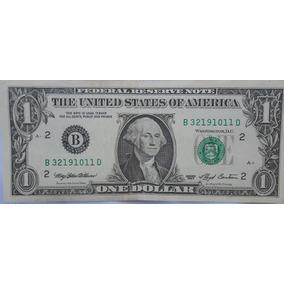Cédula De 1 Dolar Usa De 1993 (escassa) - Frete Grátis