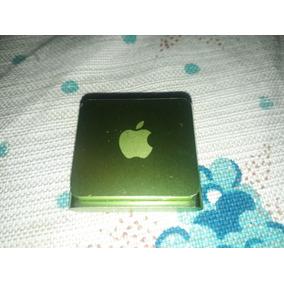 Lindo Apple Ipod Shuffle 4° Geração Verde Sem Funcionar !!!