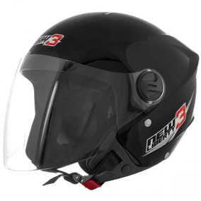 Capacete Protork New Liberty Three Preto 56