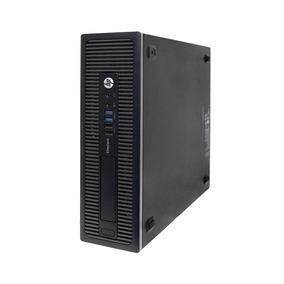 Desktop Hp Compaq Elite 800 G1 Intel I7 16gb 160gb - Usado