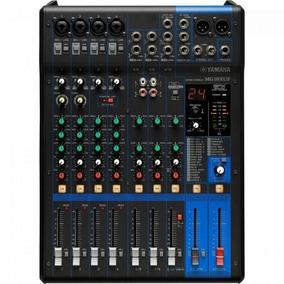 Mesa De Som Mg10xuf Yamaha