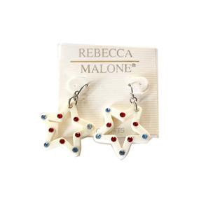 Aretes Importados Rebecca Malone ® Colores De Texas