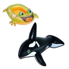 Animales Inflables Acuaticos Juegos De Aire Libre Y Agua En