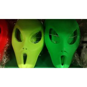 5 Mascara Pânico Brilha No Escuro Fantasia Carnaval