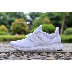 Zapatillas Adidas Ultra Boost Blancas - Tenis en Mercado Libre Colombia 7af435f53bf0b