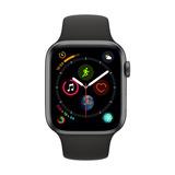 Apple Watch Serie 4 De 44mm Gps Color Negro Nuevo Sellado