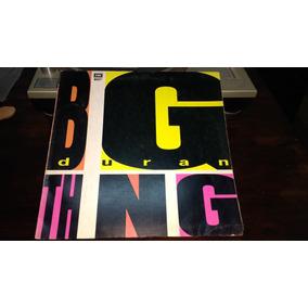 Disco De Vinilo -duran Duran - Big Thing