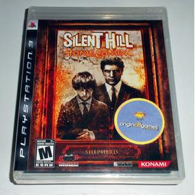 Silent Hill Homecoming ¦ Ps3 Original Lacrado ¦ M Física