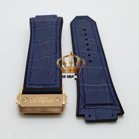 21df41ab512 Relogio Hublot Rose Azul - Joias e Relógios no Mercado Livre Brasil