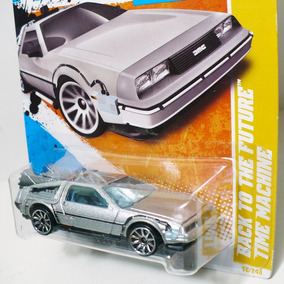 Hot Wheels Time Machine Back To The Future - Volta Ao Futuro