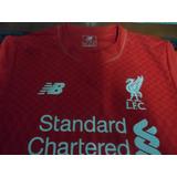 Camisa Liverpool Fc 2015-16 P