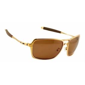 Óculos De Sol Oakley Inmate Original Dourado - Óculos De Sol Oakley ... 4ec0fa1fbc