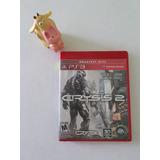 Crysis 2 Ps3 Garantizado