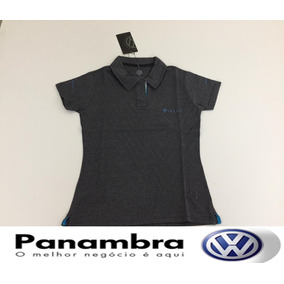 d7973b08cd Panambra Colection - Camisa Polo Virtus - Fem
